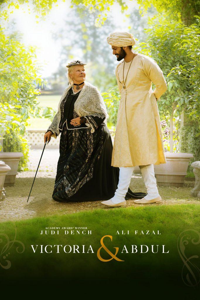"""Plakat von """"Victoria & Abdul"""""""