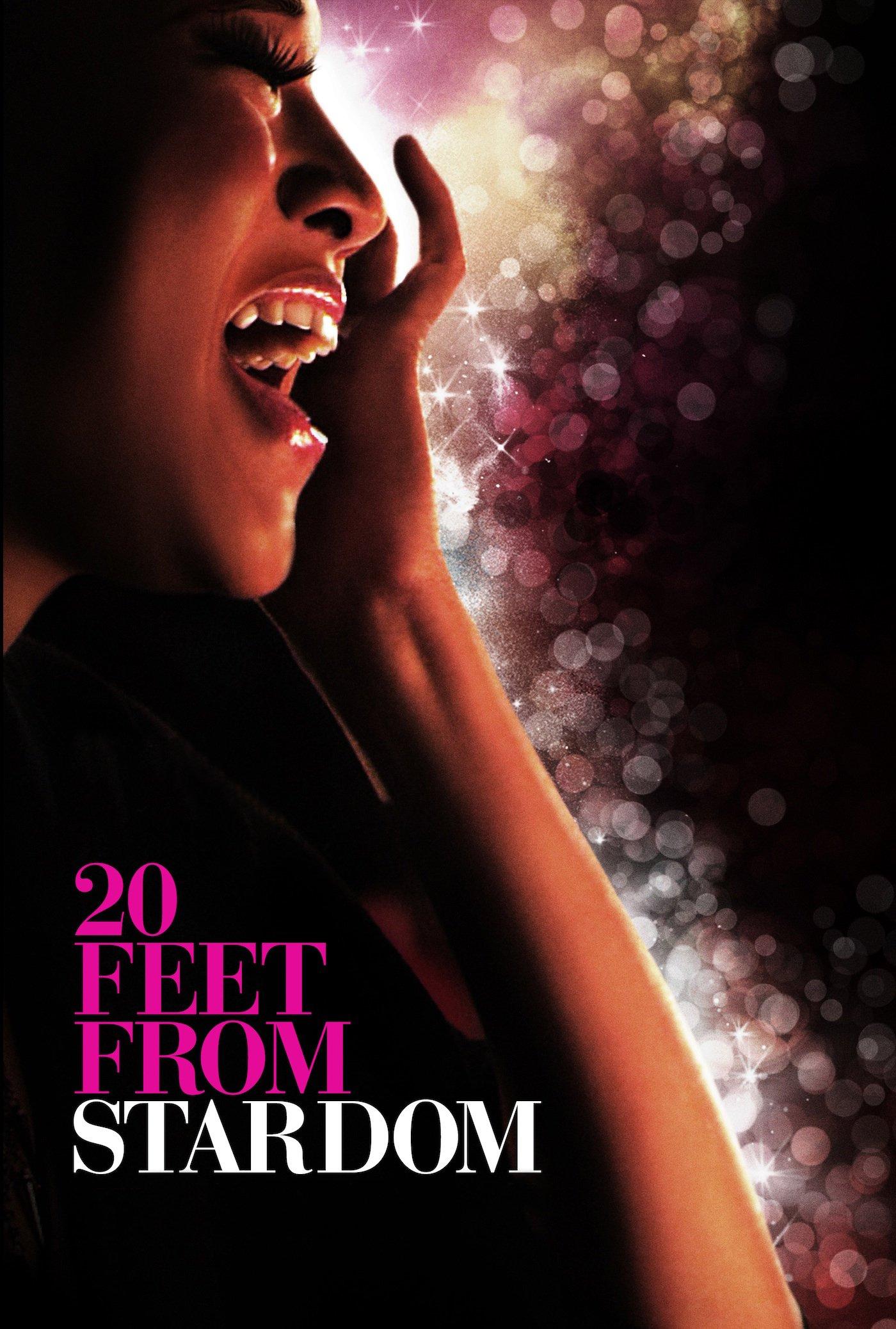 """Plakat von """"20 Feet From Stardom"""""""