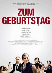 """Plakat von """"Zum Geburtstag"""""""