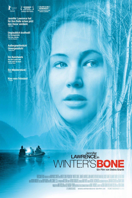 """Plakat von """"Winter's Bone"""""""