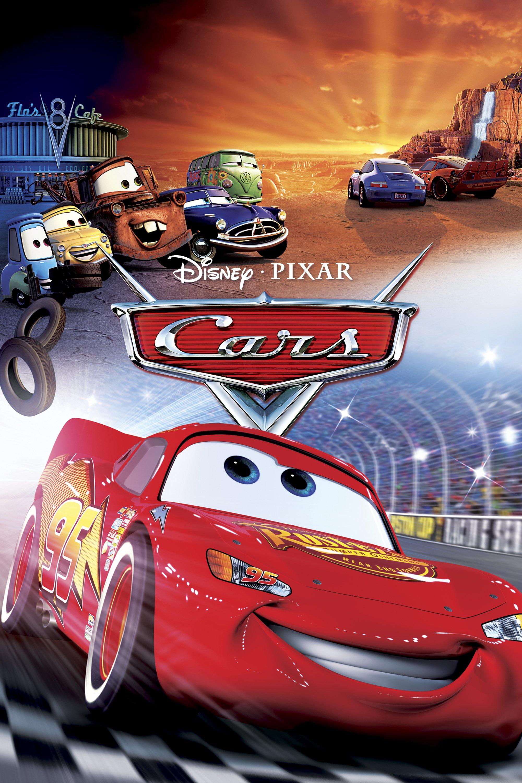 """Plakat von """"Cars"""""""