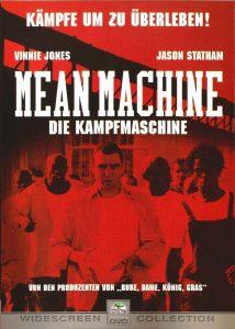 """Plakat von """"Mean Machine - Die Kampfmaschine"""""""