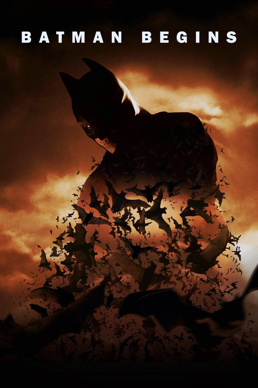 """Plakat von """"Batman Begins"""""""