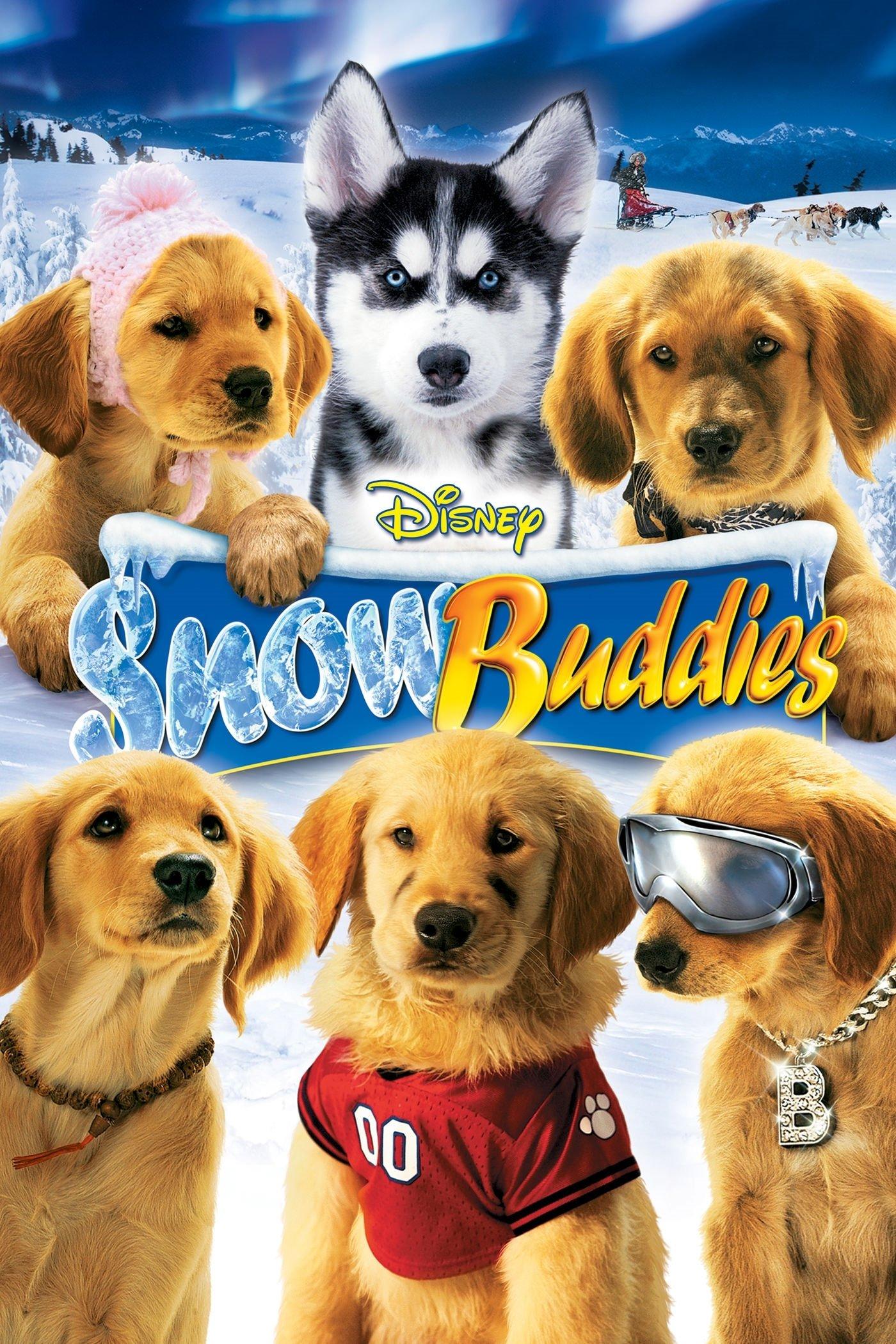 """Plakat von """"Snow Buddies - Abenteuer in Alaska"""""""