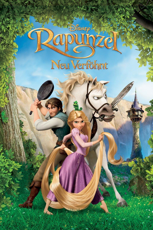 "Plakat von ""Rapunzel - Neu verföhnt"""