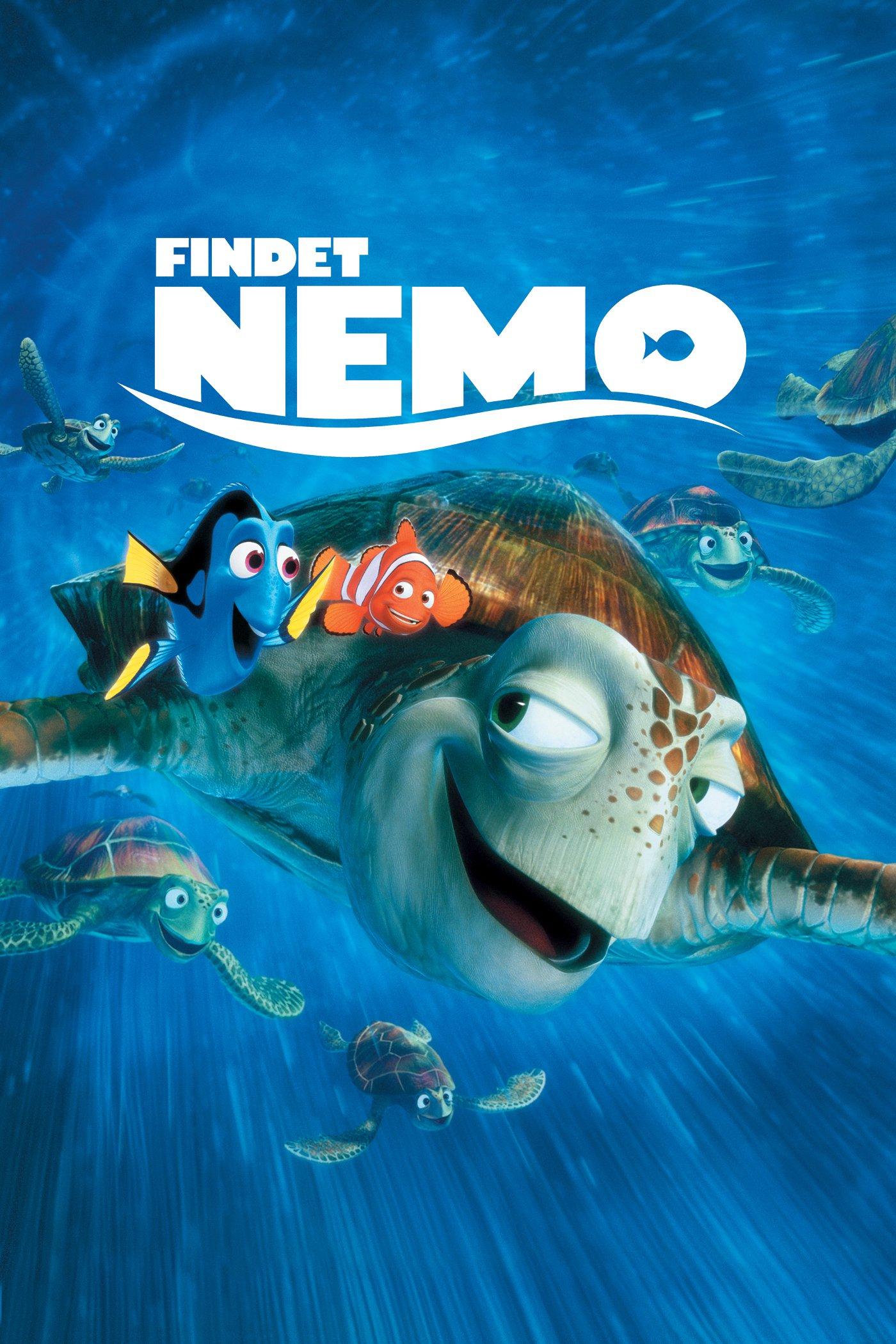 """Plakat von """"Findet Nemo"""""""