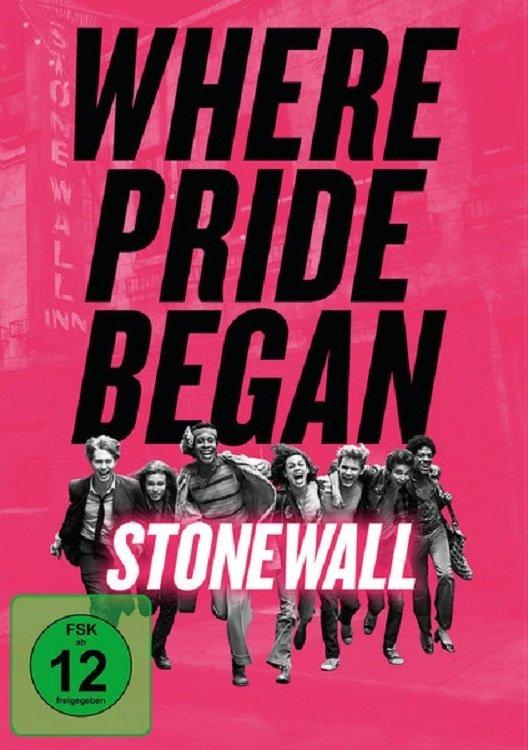 """Plakat von """"Stonewall"""""""