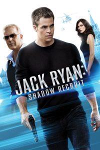 """Plakat von """"Jack Ryan: Schattenrekrut"""""""
