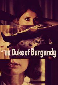 "Plakat von ""The Duke of Burgundy"""