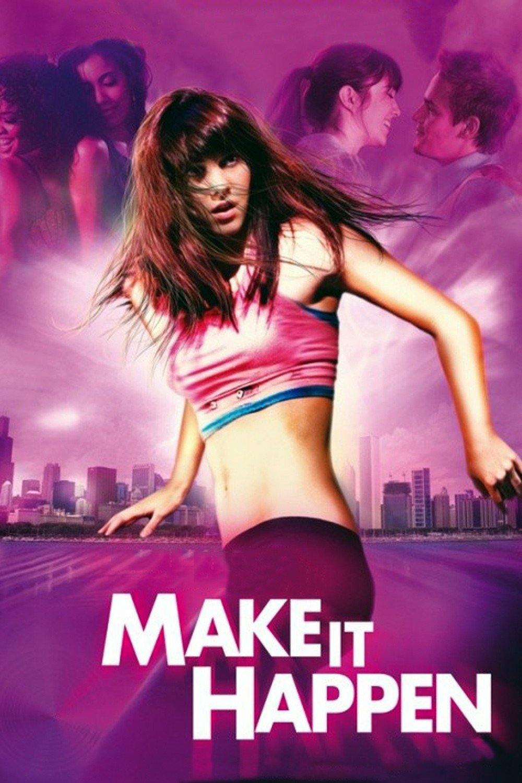 """Plakat von """"Make It Happen - Lebe deinen Traum"""""""