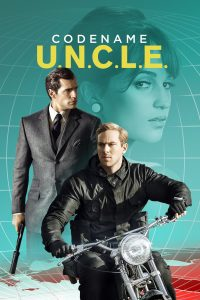 "Plakat von ""Codename U.N.C.L.E."""
