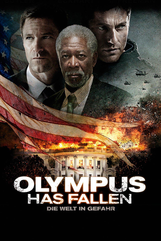 """Plakat von """"Olympus Has Fallen - Die Welt in Gefahr"""""""