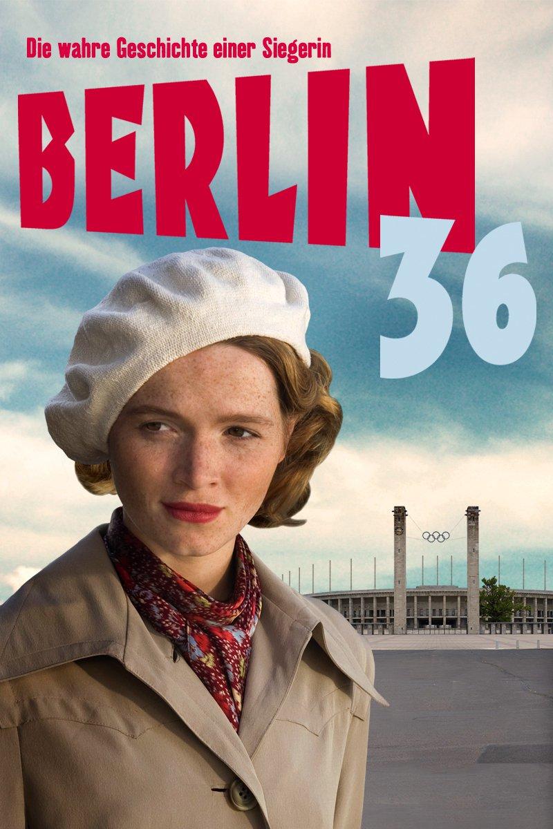 """Plakat von """"Berlin '36"""""""