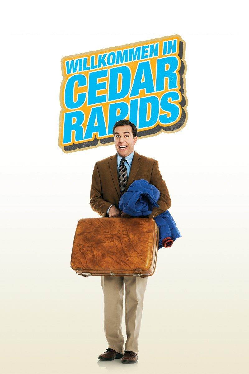 """Plakat von """"Willkommen in Cedar Rapids"""""""