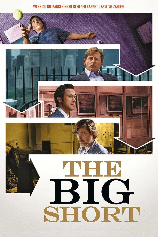"""Plakat von """"The Big Short"""""""