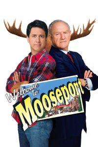 """Plakat von """"Willkommen in Mooseport"""""""
