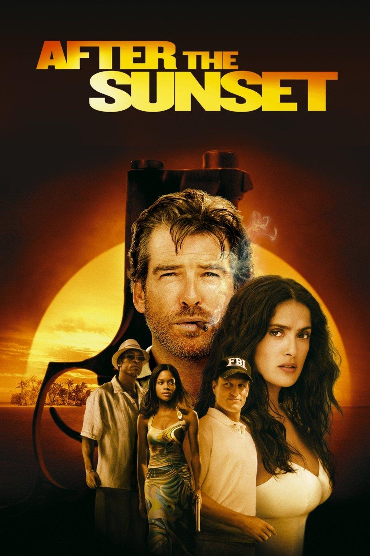 """Plakat von """"After the Sunset"""""""