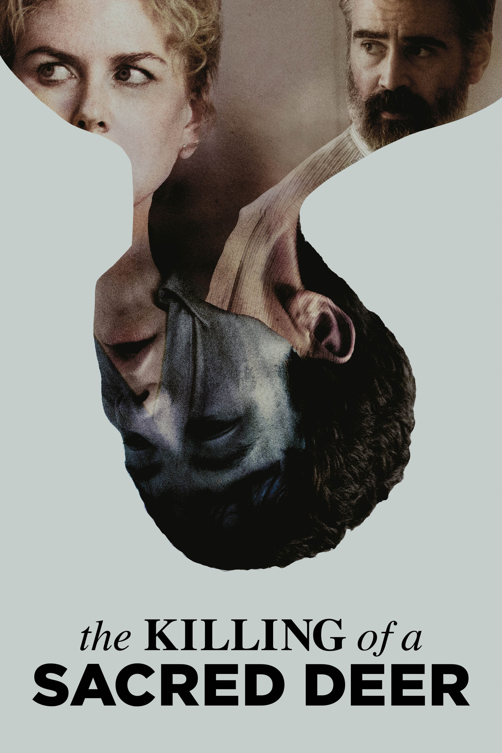 "Plakat von ""The Killing of a Sacred Deer"""