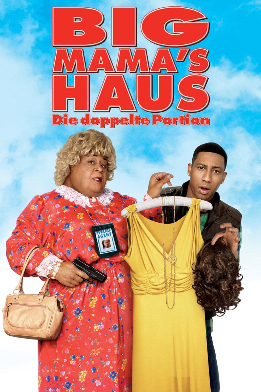 """Plakat von """"Big Mama's Haus - Die doppelte Portion"""""""