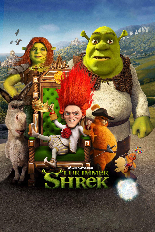 """Plakat von """"Für immer Shrek"""""""