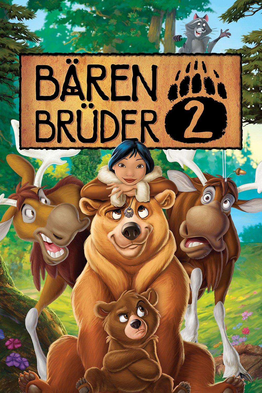 """Plakat von """"Bärenbrüder 2"""""""