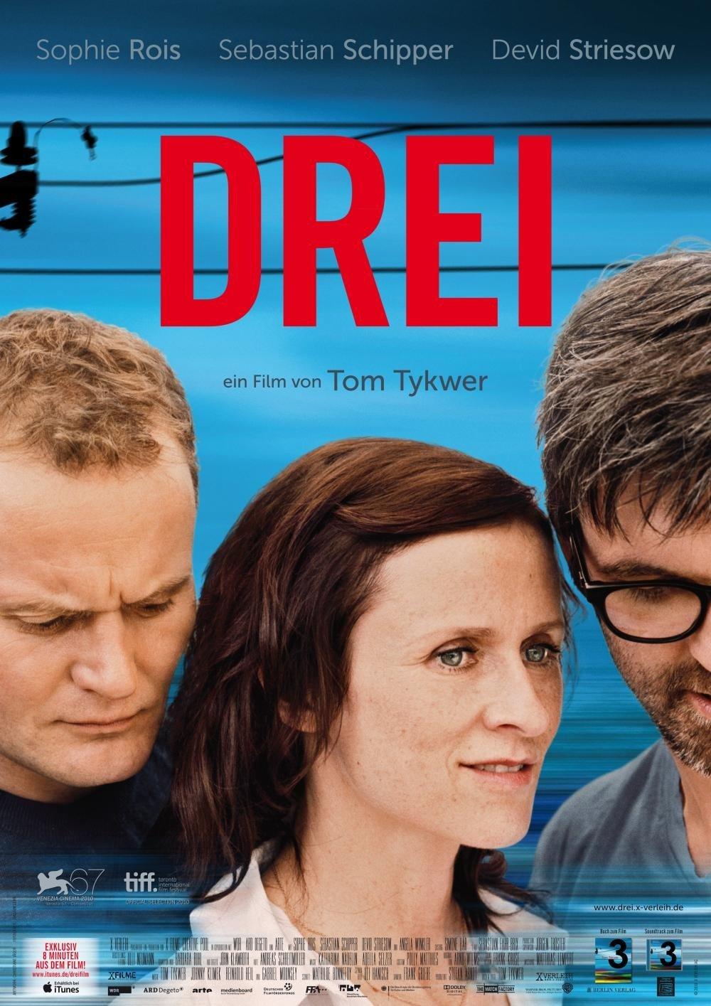 """Plakat von """"Drei"""""""