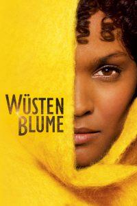 """Plakat von """"Wüstenblume"""""""