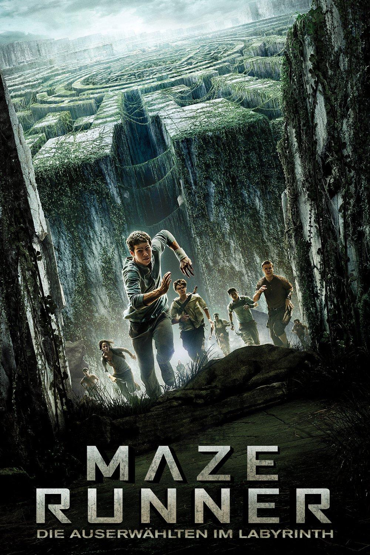 """Plakat von """"Maze Runner - Die Auserwählten im Labyrinth"""""""