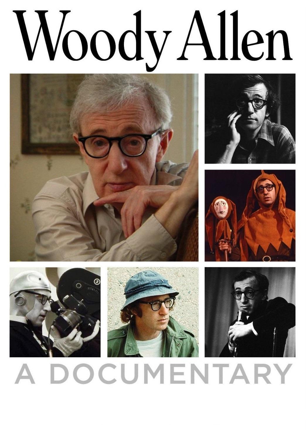 """Plakat von """"Woody Allen: A Documentary"""""""