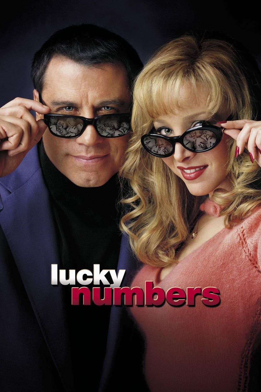 "Plakat von ""Lucky Numbers"""