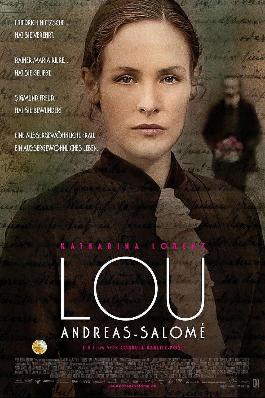 """Plakat von """"Lou Andreas-Salomé"""""""