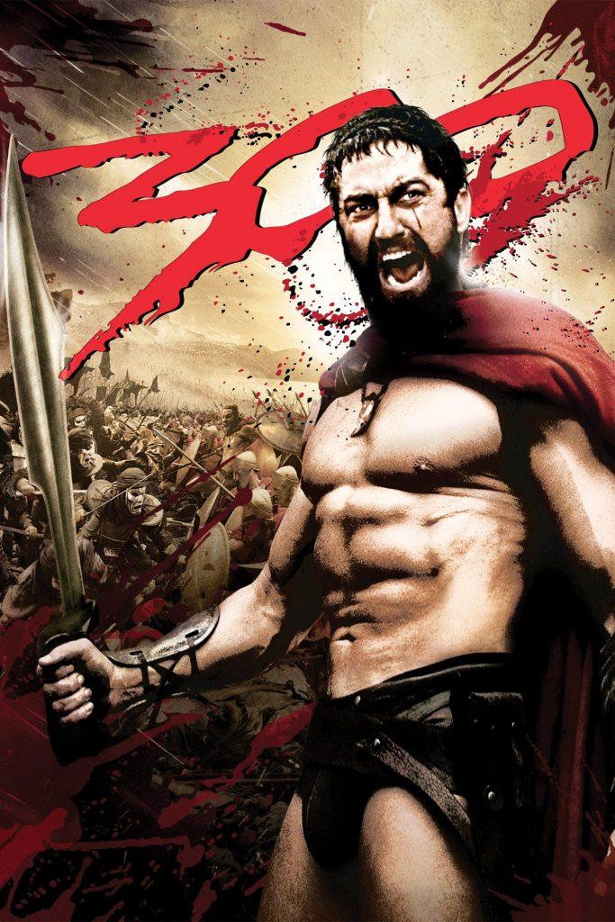"""Plakat von """"300"""""""