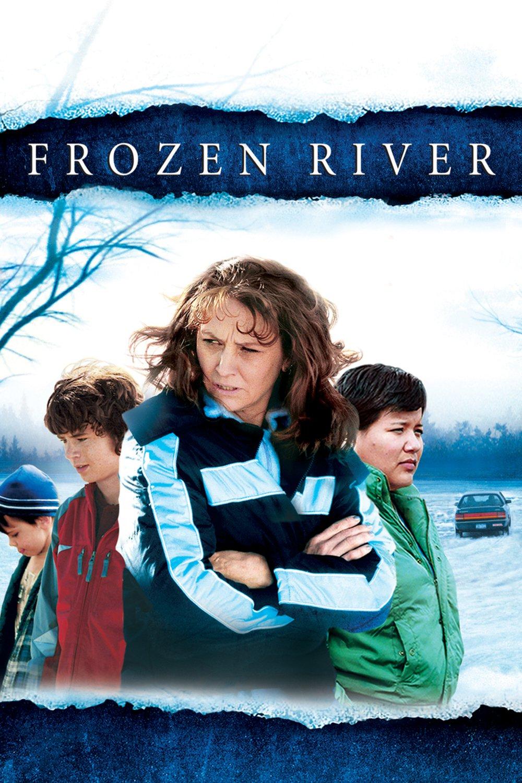"""Plakat von """"Frozen River - Auf dünnem Eis"""""""