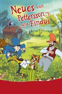 """Plakat von """"Neues von Pettersson und Findus"""""""