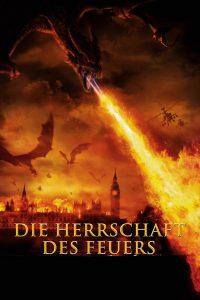 """Plakat von """"Die Herrschaft des Feuers"""""""
