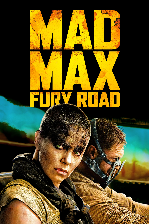"Plakat von ""Mad Max: Fury Road"""
