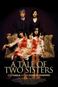 "Plakat von ""A Tale of Two Sisters"""