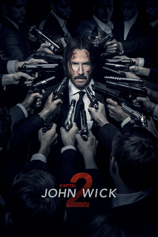 "Plakat von ""John Wick: Kapitel 2"""