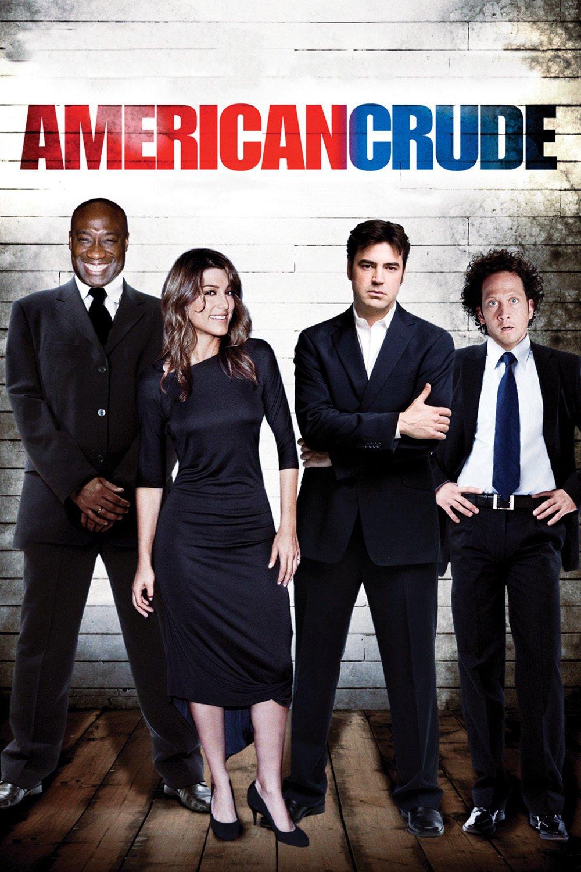"""Plakat von """"American Crude"""""""