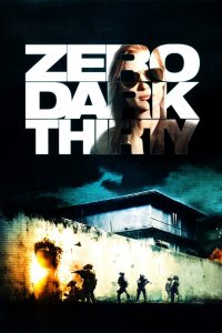 "Plakat von ""Zero Dark Thirty"""