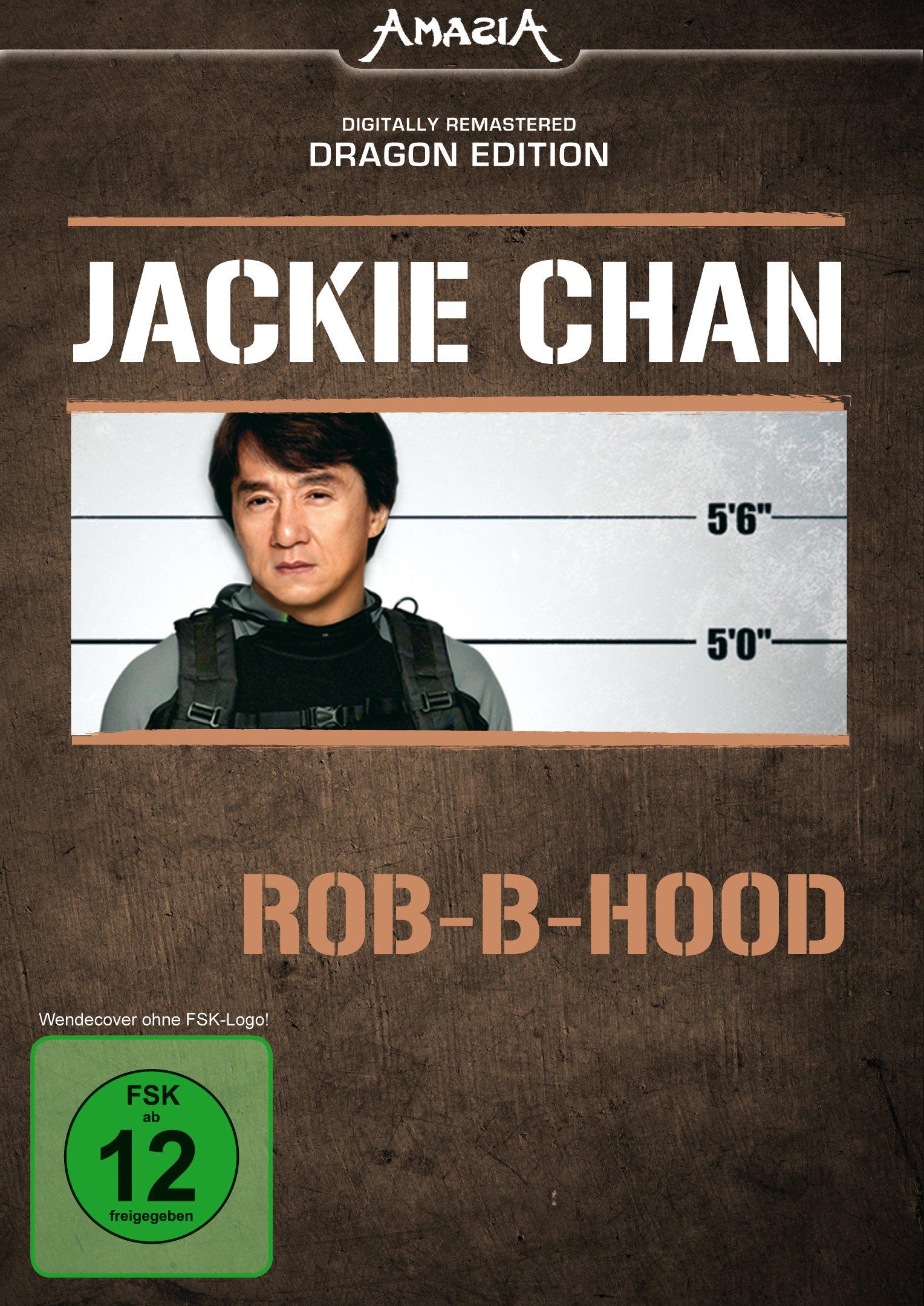 """Plakat von """"Rob-B-Hood"""""""