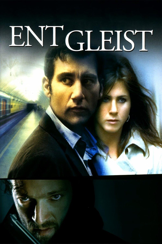 """Plakat von """"Entgleist"""""""