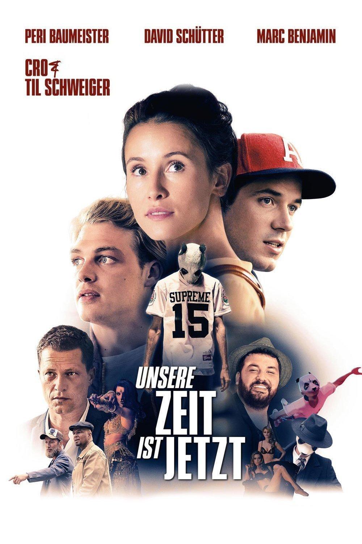 """Plakat von """"Unsere Zeit ist jetzt"""""""