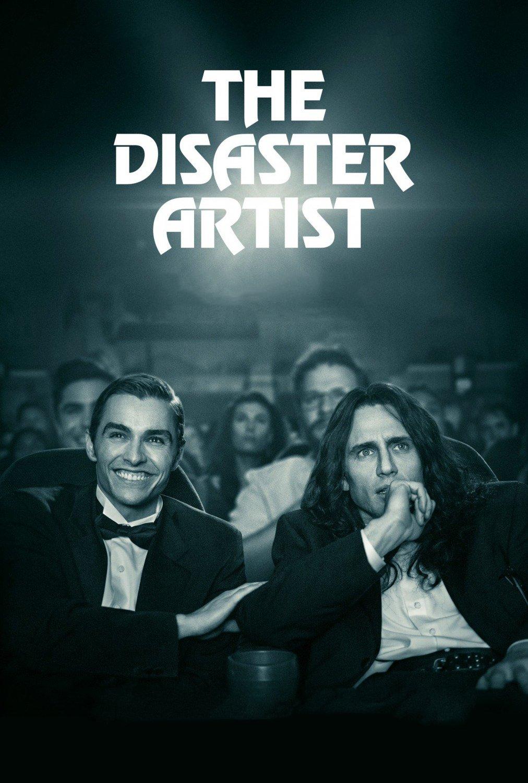 """Plakat von """"The Disaster Artist"""""""