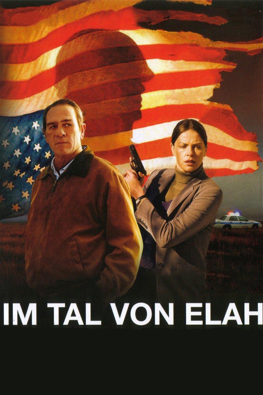 """Plakat von """"Im Tal von Elah"""""""