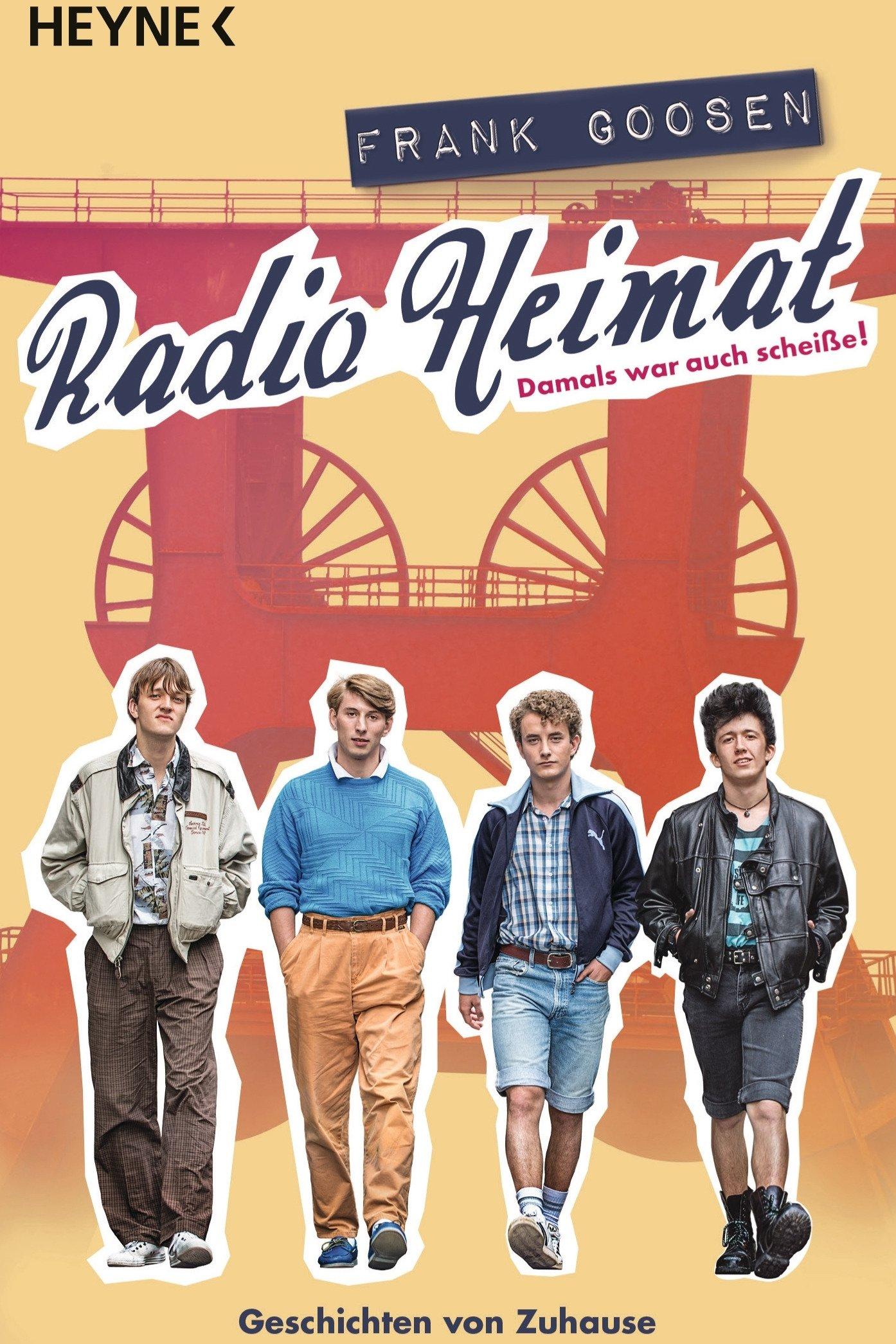 """Plakat von """"Radio Heimat"""""""