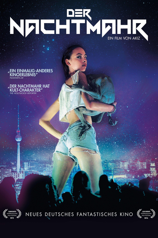 """Plakat von """"Der Nachtmahr"""""""