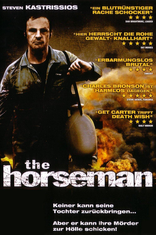 """Plakat von """"The Horseman - Mein ist die Rache"""""""