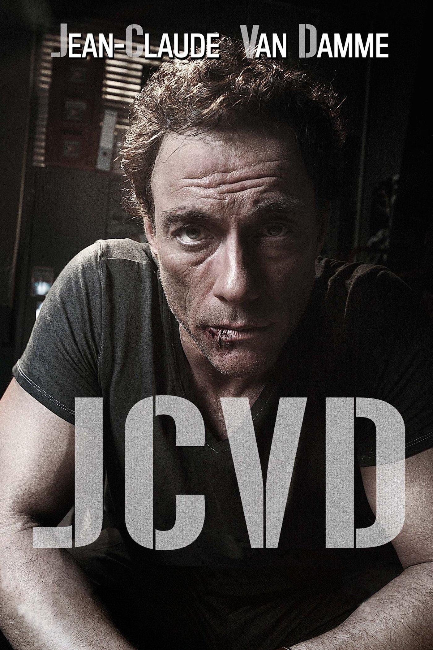 """Plakat von """"JCVD"""""""