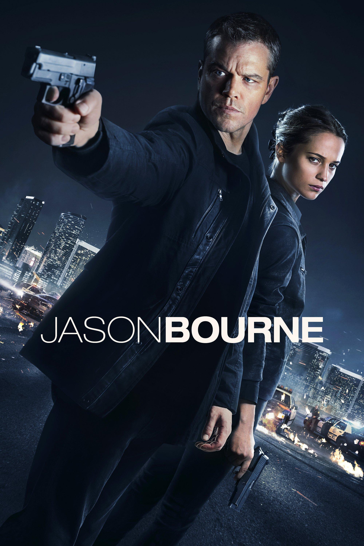 """Plakat von """"Jason Bourne"""""""